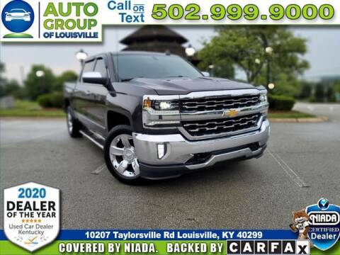 2016 Chevrolet Silverado 1500 for sale at Auto Group of Louisville in Louisville KY