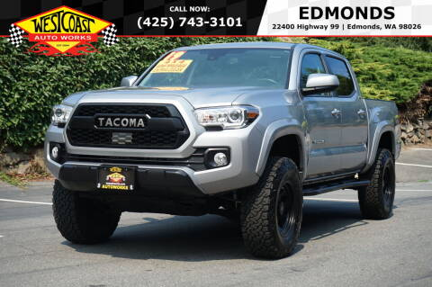2019 Toyota Tacoma for sale at West Coast Auto Works in Edmonds WA