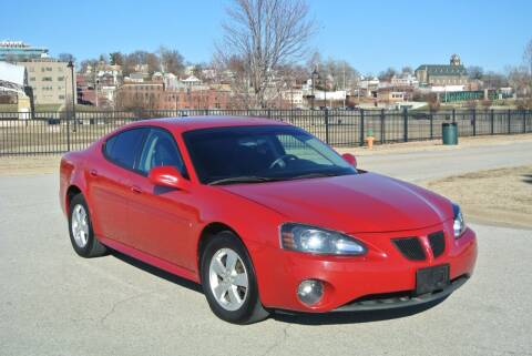 2008 Pontiac Grand Prix for sale at BRADNICK PAST & PRESENT AUTO in Alton IL