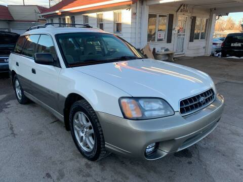 2004 Subaru Outback for sale at STS Automotive in Denver CO