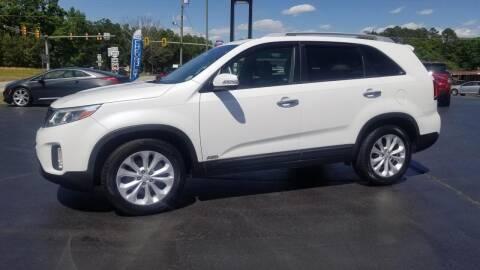 2015 Kia Sorento for sale at Whitmore Chevrolet in West Point VA