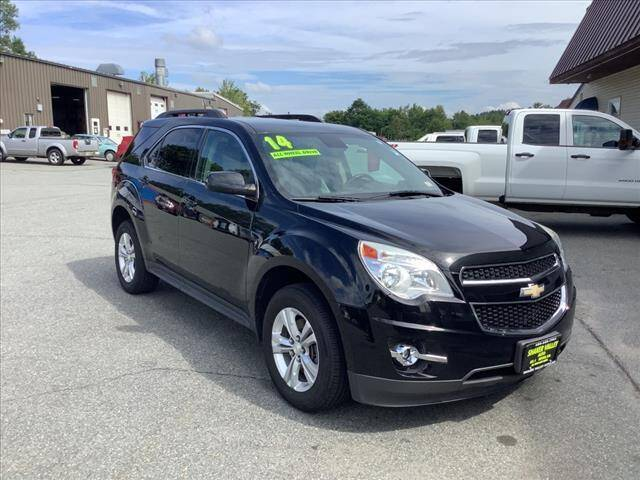 2014 Chevrolet Equinox for sale at SHAKER VALLEY AUTO SALES in Enfield NH