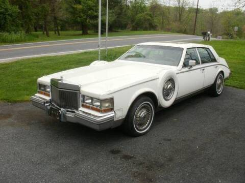 1981 Cadillac Seville for sale at Classic Car Deals in Cadillac MI