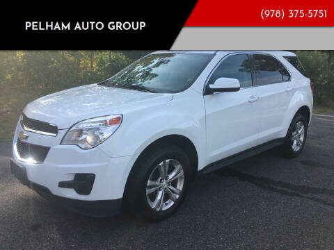 2013 Chevrolet Equinox for sale at Pelham Auto Group in Pelham NH