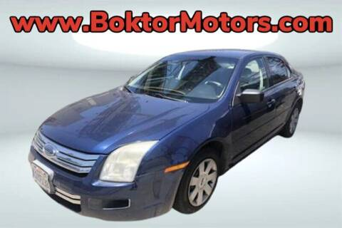 2007 Ford Fusion for sale at Boktor Motors in North Hollywood CA