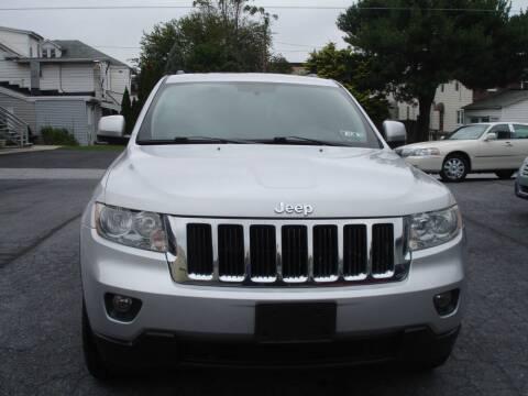 2011 Jeep Grand Cherokee for sale at Pete's Bridge Street Motors in New Cumberland PA