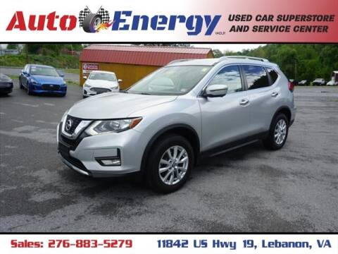 2017 Nissan Rogue for sale at Auto Energy in Lebanon VA