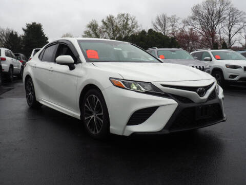 2018 Toyota Camry for sale at Buhler and Bitter Chrysler Jeep in Hazlet NJ