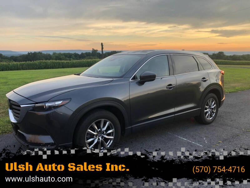 2018 Mazda CX-9 for sale at Ulsh Auto Sales Inc. in Summit Station PA