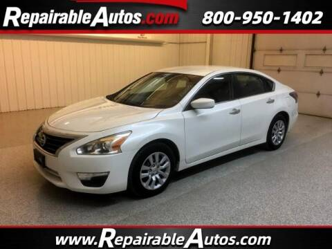 2014 Nissan Altima for sale at Ken's Auto in Strasburg ND