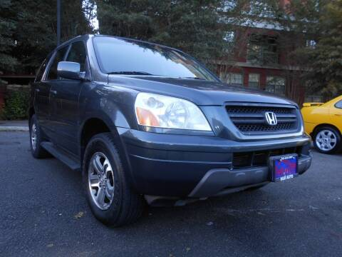 2004 Honda Pilot for sale at H & R Auto in Arlington VA