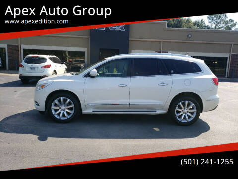 2015 Buick Enclave for sale at Apex Auto Group in Cabot AR