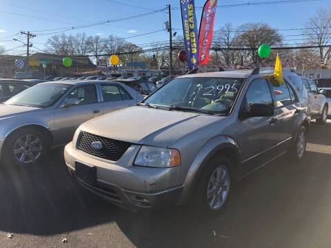 2005 Ford Freestyle for sale at BIG C MOTORS in Linden NJ