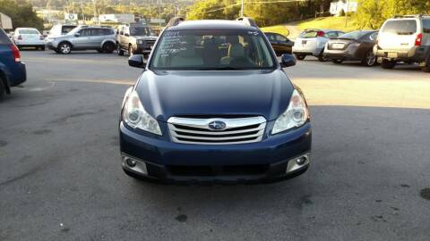 2011 Subaru Outback for sale at DISCOUNT AUTO SALES in Johnson City TN