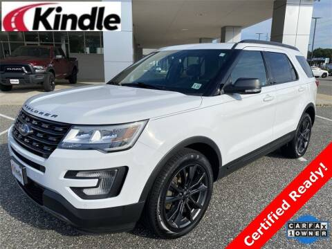 2017 Ford Explorer for sale at Kindle Auto Plaza in Middle Township NJ