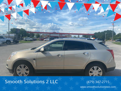 2011 Cadillac SRX for sale at Smooth Solutions 2 LLC in Springdale AR