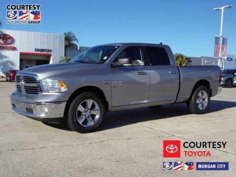 2019 RAM Ram Pickup 1500 Classic for sale at Courtesy Toyota & Ford in Morgan City LA