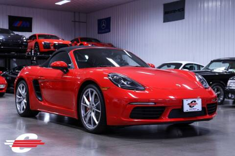 2017 Porsche 718 Boxster for sale at Cantech Automotive in North Syracuse NY