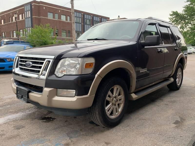 2007 Ford Explorer for sale at Samuel's Auto Sales in Indianapolis IN