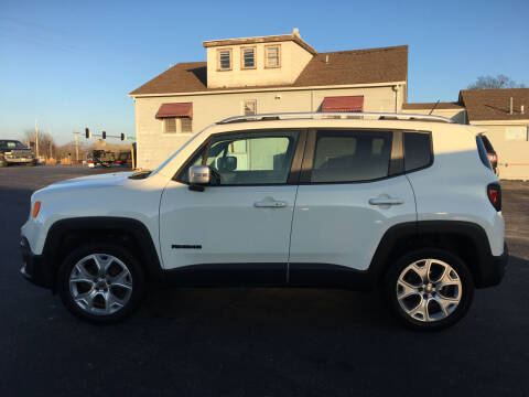2015 Jeep Renegade for sale at Village Motors in Sullivan MO