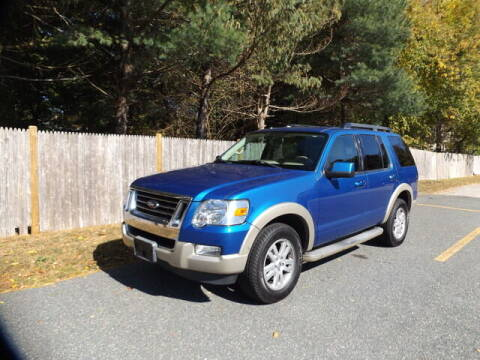 2010 Ford Explorer for sale at Wayland Automotive in Wayland MA