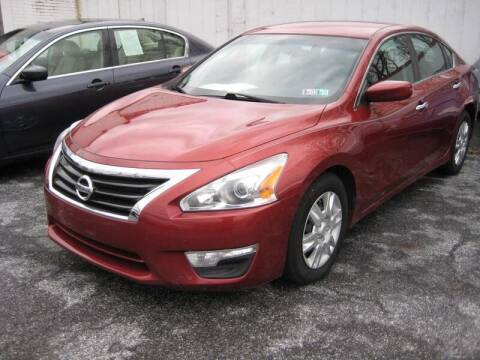2015 Nissan Altima for sale at Automotive Fleet Sales in Lemoyne PA