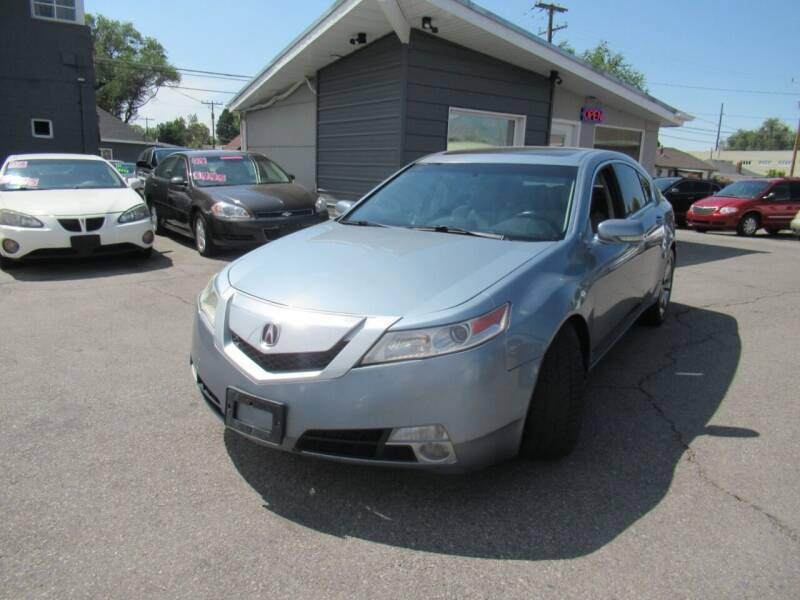 2009 Acura TL for sale at Crown Auto in South Salt Lake UT