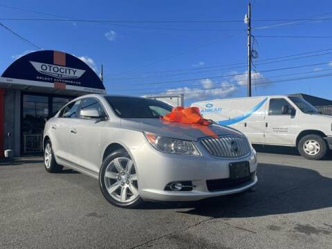 2010 Buick LaCrosse for sale at OTOCITY in Totowa NJ