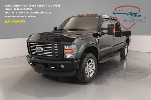 2008 Ford F-350 Super Duty for sale at Elvis Auto Sales LLC in Grand Rapids MI