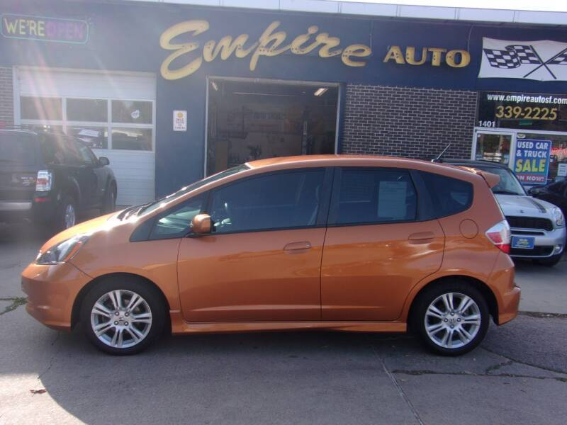 2010 Honda Fit for sale at Empire Auto Sales in Sioux Falls SD