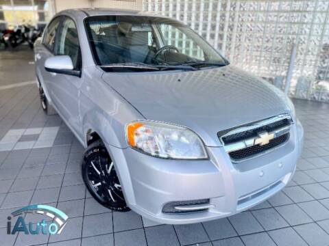 2010 Chevrolet Aveo for sale at iAuto in Cincinnati OH