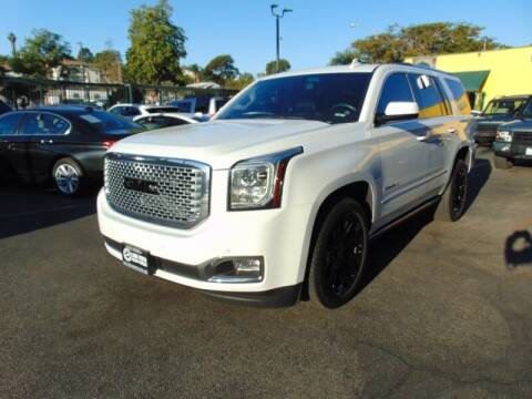 2016 GMC Yukon for sale at Santa Monica Suvs in Santa Monica CA