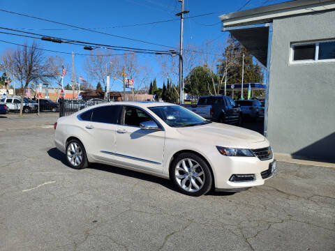 2014 Chevrolet Impala for sale at Imports Auto Sales & Service in San Leandro CA
