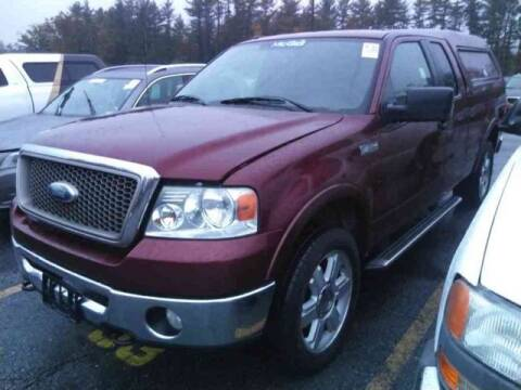2006 Ford F-150 for sale at Plymouthe Motors in Leominster MA