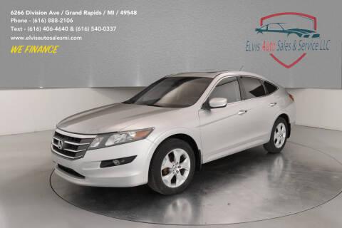 2010 Honda Accord Crosstour for sale at Elvis Auto Sales LLC in Grand Rapids MI
