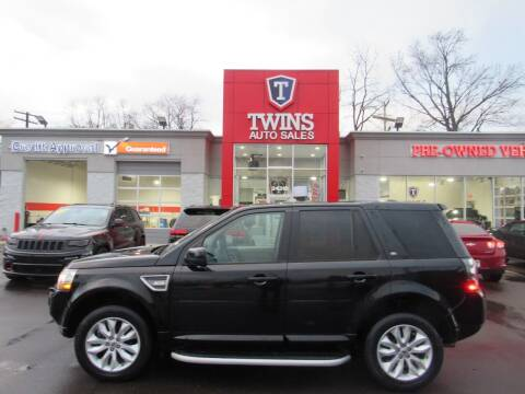 2013 Land Rover LR2 for sale at Twins Auto Sales Inc in Detroit MI