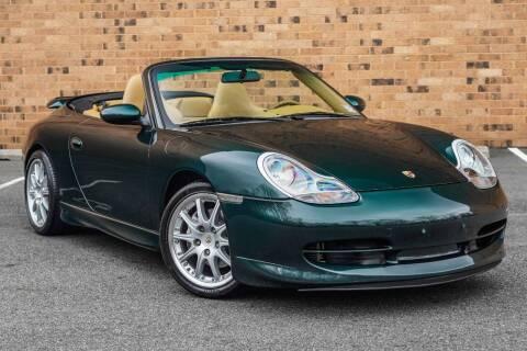 2001 Porsche 911 for sale at Vantage Auto Wholesale in Lodi NJ