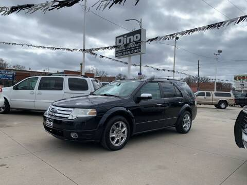 2008 Ford Taurus X for sale at Dino Auto Sales in Omaha NE