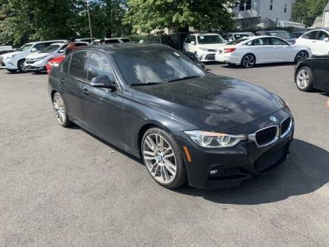 2016 BMW 3 Series for sale at EMG AUTO SALES in Avenel NJ