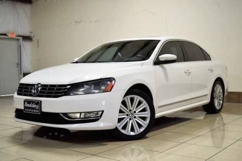 2013 Volkswagen Passat for sale at ROADSTERS AUTO in Houston TX