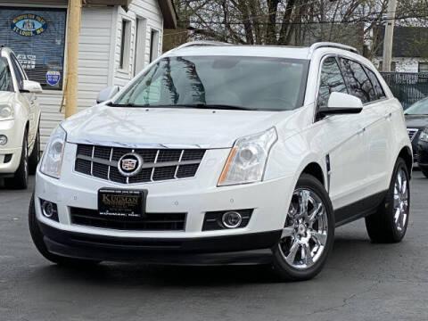 2012 Cadillac SRX for sale at Kugman Motors in Saint Louis MO