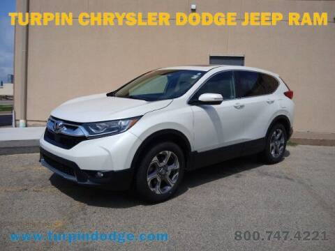 2018 Honda CR-V for sale at Turpin Dodge Chrysler Jeep Ram in Dubuque IA