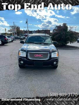 2008 GMC Envoy for sale at Top End Auto in North Attleboro MA