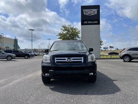 2006 Honda Pilot for sale at JOE BULLARD USED CARS in Mobile AL