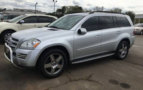 2008 Mercedes-Benz GL-Class for sale at Haynes Auto Sales Inc in Anderson SC