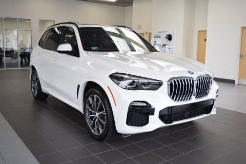2020 BMW X5 for sale at BMW OF NEWPORT in Middletown RI