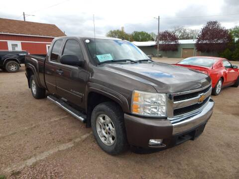 2007 Chevrolet Silverado 1500 for sale at S & M Auto Sales in Centerville SD
