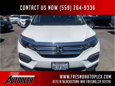 2018 Honda Pilot for sale at Fresno Autoplex in Fresno CA