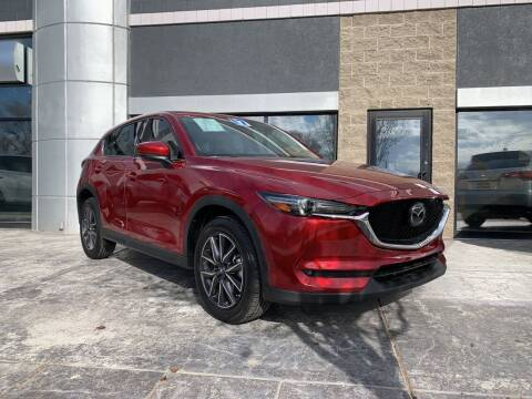 2017 Mazda CX-5 for sale at Berge Auto in Orem UT