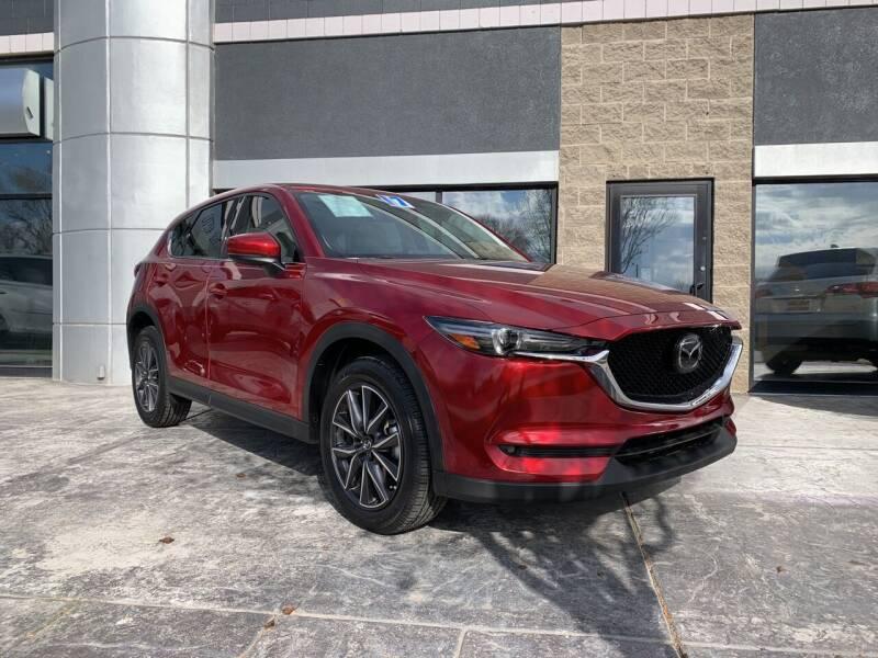 2017 Mazda CX-5 for sale at Berge Auto in Orem UT